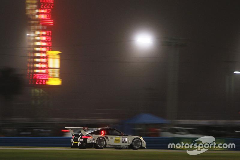 #911 Porsche Team North America Porsche 911 RSR: Nick Tandy, Patrick Pilet, Kevin Estre