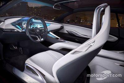 Buick Avista Concept onthulling