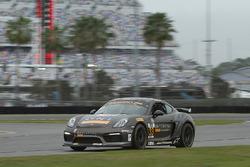 #33 CJ Wilson Racing Porsche Cayman GT4: Daniel Burkett, CJ Wilson, Marc Miller