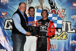 Tanner Thorson won the Vacuworx Race of Champions