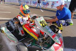 Eduardo Barrichello und Rubens Barrichello