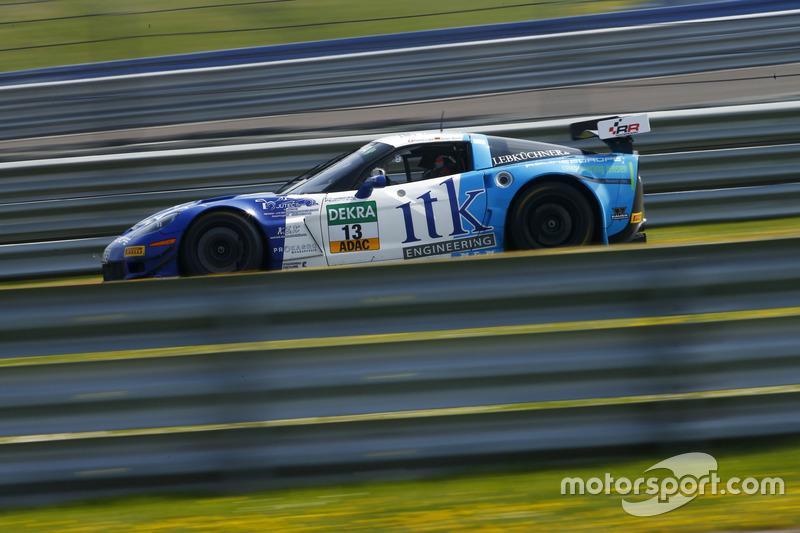 Remo Lips, Sven Barth, RWT Racing Team Corvette Z06.R GT4