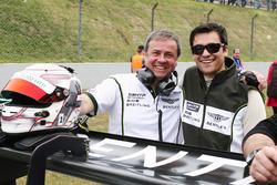 Gerhard Ungar und Clemens Schmid, Bentley Team HTP Bentley Continental GT3