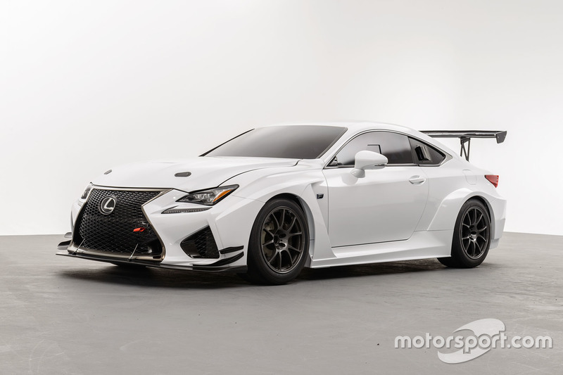 Toyota GAZOO Racing with TOM'S, Lexus RC F