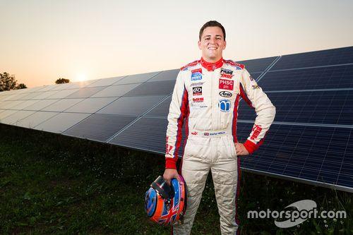 Стефан Уилсон в Indy 500