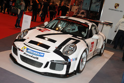 Porsche 911 Carrera Cup car