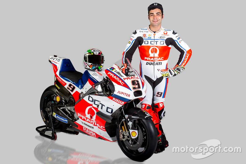 Danilo Petrucci, Pramac Racing Ducati