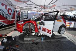 Роберт Кубица, Мацек Щепаняк, Ford Fiesta WRC