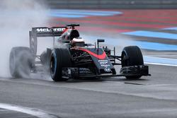 Stoffel Vandoorne, McLaren MP4-30