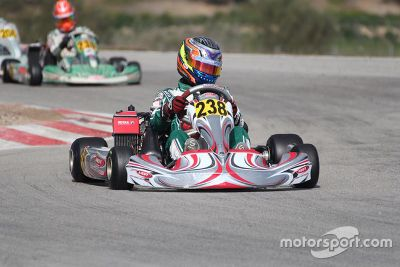 Rotax Winter Cup: Campillos