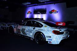 100 Jahre BMW Design für den BMW M6 GTLM