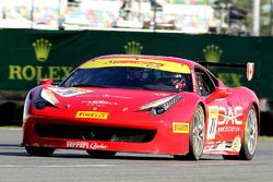 #71 Ferrari of Quテゥbec Ferrari 458: Patrice Brisebois