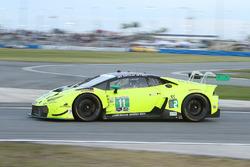 Таунсенд Белл, Билл Суидли, Эдоардо Пископо и Ричард Антинуччи, #11 O'Gara Motorsport Lamborghini Huracan GT3