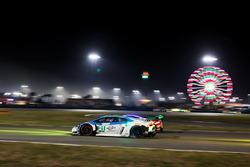 #21 Konrad Motorsport, Lamborghini Huracan GT3: Emanuele Busnelli, Jim Michaelian, Joseph Toussaint