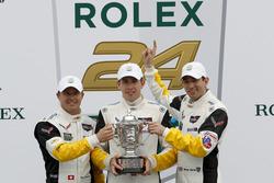 Winner GTLM: #4 Corvette Racing Chevrolet Corvette C7.R: Oliver Gavin, Tommy Milner, Marcel Fässler