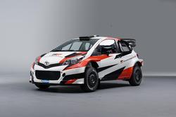 Toyota WRC, la livrea