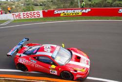 #49 Vicious Rumour Racing Ferrari 458 İtalya GT3: Tony Defelice, Andrea Montermini, Benny Simonsen, Renato Loberto