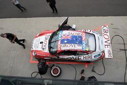 #4 Grove Motorsport Porsche 997 GT3 Cup: Стівен Гроув, Скотт МакЛафлін, Ерл Бамбер