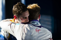 Sébastien Buemi, Renault e.Dams y Sam Bird, DS Virgin Racing Formula E Team