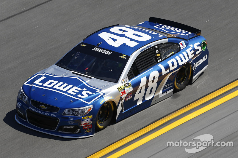 Startplatz 26: Jimmie Johnson (Hendrick-Chevrolet)
