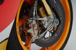 Honda RC213V 2016 of Dani Pedrosa, Repsol Honda Team