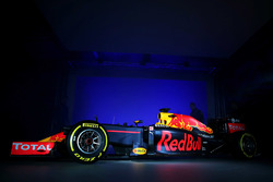 La livrée 2016 de Red Bull Racing