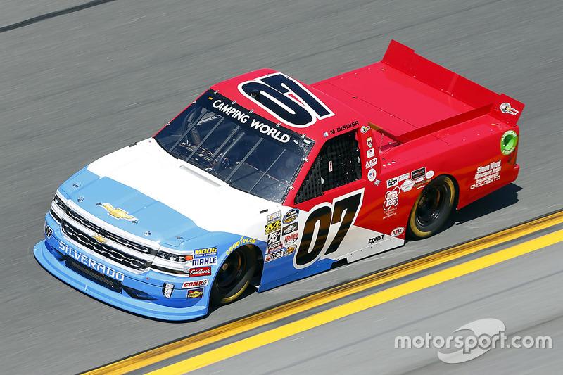 #07 Michael Disdier (Green-Light-Chevrolet)