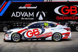Das Fahrzeug von Dale Wood, Nissan Motorsports