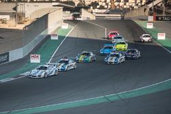 انطلاقة السباق الثاني