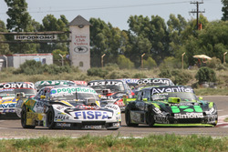 Emiliano Spataro, UR Racing Dodge, Mauro Giallombardo, Maquin Parts Racing Ford