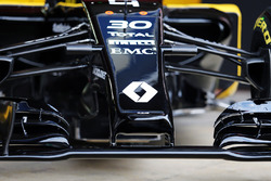 Renault Sport F1 Team RS16, Frontpartie