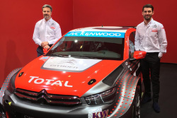 Yvan Muller ve Jose Maria Lopez ve Citroën C-Elysee WTCC, Citroën World Touring Car team 2016 renk düzeni