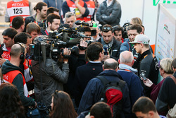 Нико Хюлькенберг, Sahara Force India F1 со СМИ