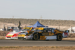 Леонель Пернія, Las Toscas Racing Chevrolet, Хуан-Мануель Сілва, Catalan Magni Motorsport Ford