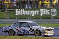 Фолькер Штрицек, BMW 635 CSI