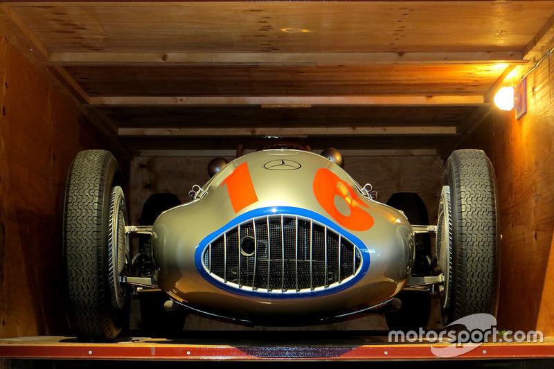 Auto Mercedes Vintage