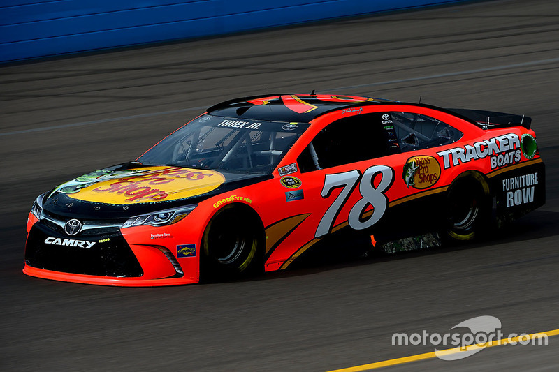 #14: Martin Truex Jr. (Furniture-Row-Toyota)