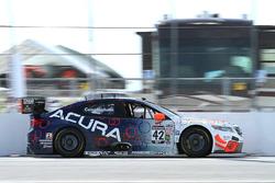 #42 RealTime Racing Acura TLX-GT: Пітер Каннінгем