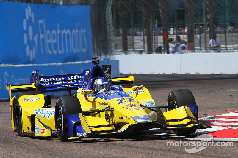 #27: Marco Andretti (Andretti-Honda)
