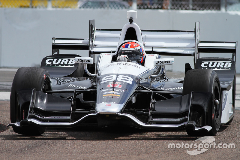 #98 Alexander Rossi (Herta/Andretti-Honda)