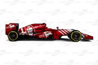 Концепт-ліврея Alfa Romeo