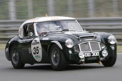 35-Van Lanschot, Le Blanc-Austin Healey 3000 1959