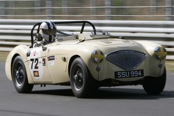 72-Arthurs, Arthurs, Wells, Wells-Austin Healey 100 M 1955
