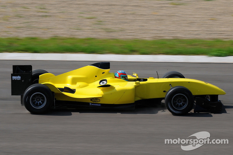 Imola June test
