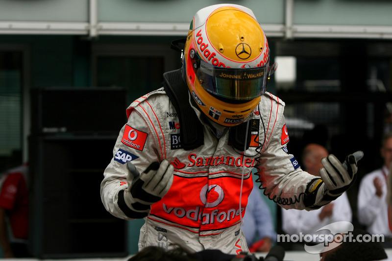 8-Gran Premio de Alemania 2008, McLaren