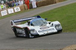 Henry Pearman, 1982 Porsche 956