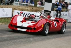 Richard Stiles, Lola Chevrolet T70 Spyder 1967 von John Surtees