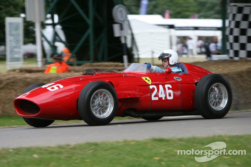 1958: Ferrari 246 F1