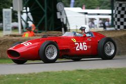 Ferrari 246 Dino 1960 года: Роальд Гёте