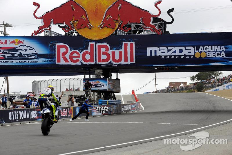 Kemenangan beruntun bersama Yamaha: 5